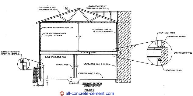 Home addition plans, Garage floor plans, Concrete house plans, Garage floor plan, shed plans